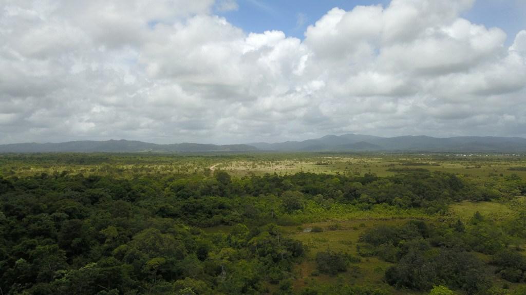 RE/MAX real estate, Belize, Hopkins, 257 Acre Lagoonfront near Hopkins