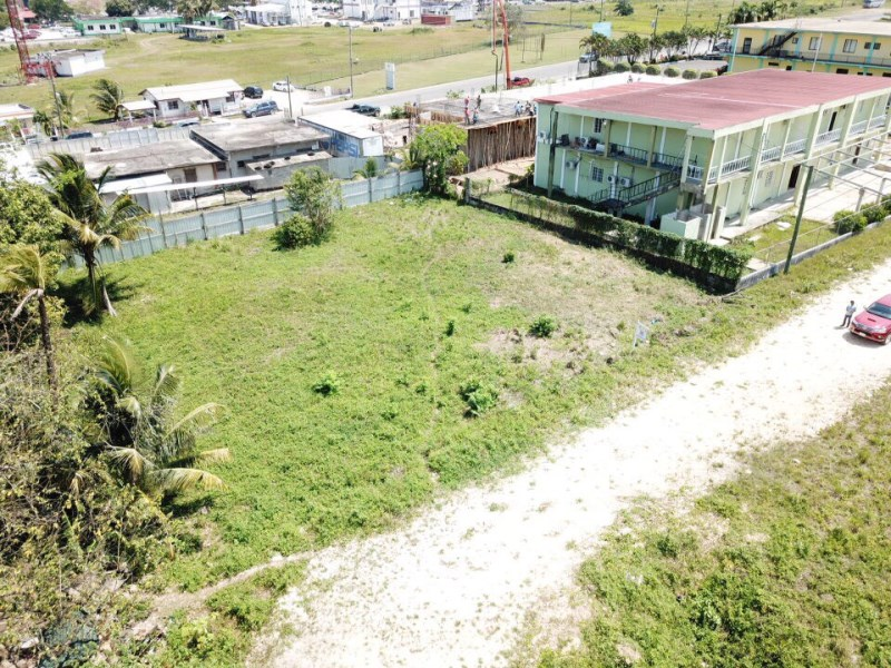RE/MAX real estate, Belize, Belmopan, Commercial/Residential lot Next to Old immigration Building