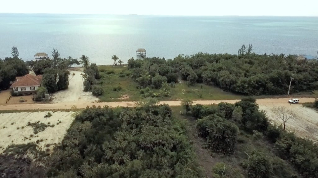 RE/MAX real estate, Belize, Placencia, Large Ocean View Lot in Caribbean Way