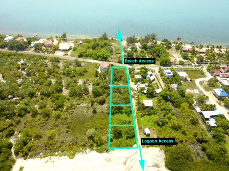 RE/MAX real estate, Belize, Placencia, Affordable House Lots Starting at 49,000 USD