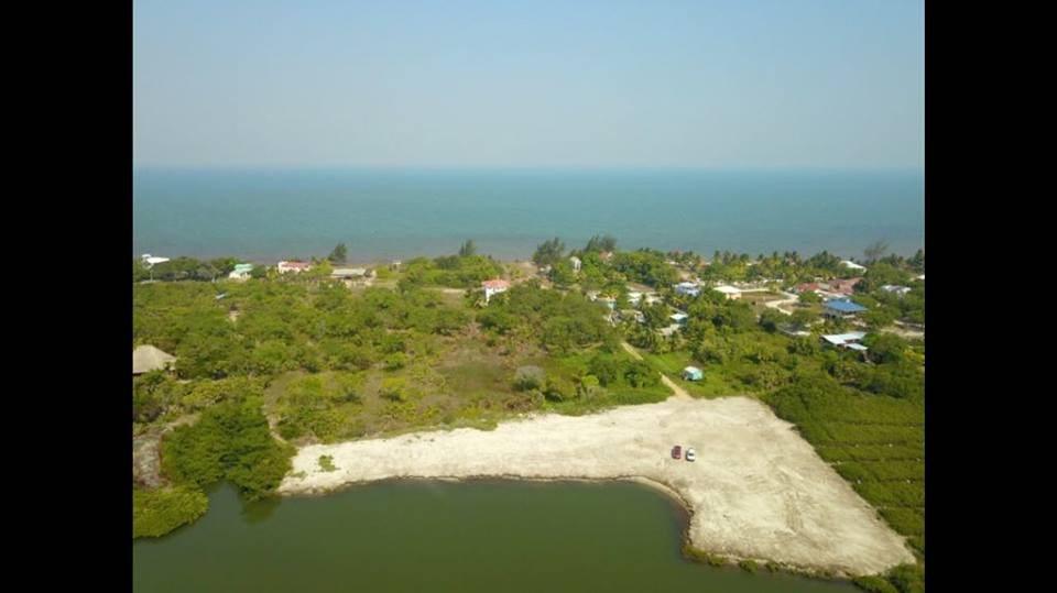RE/MAX real estate, Belize, Placencia, 2 Acre Waterfront Parcel next to Surfside
