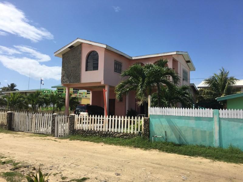 RE/MAX real estate, Belize, Dangriga, Beachfront home in Dangriga