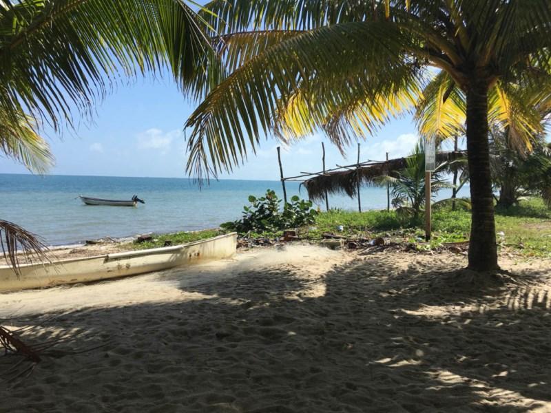 RE/MAX real estate, Belize, Seine Bight, Affordable Beach Lot in Seine Bight Belize