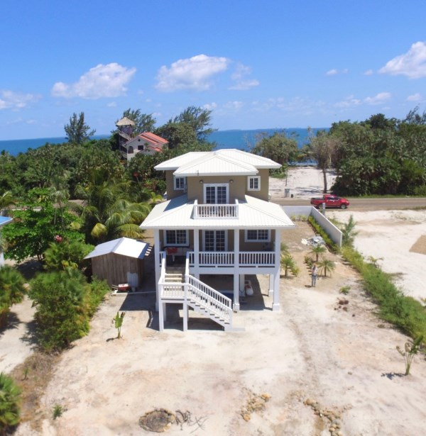 RE/MAX real estate, Belize, Placencia, Waterfront Home in Placencia