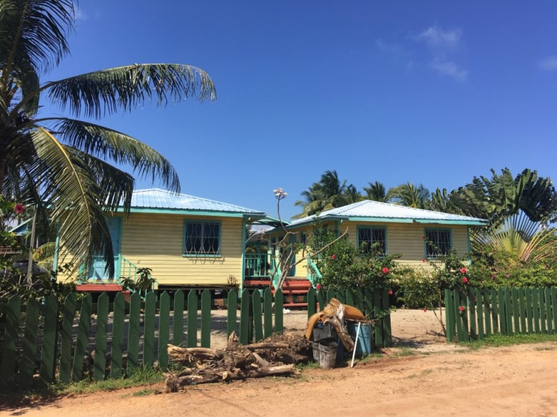 RE/MAX real estate, Belize, Placencia, Lagoonfront Cabanas in Placencia for Sale
