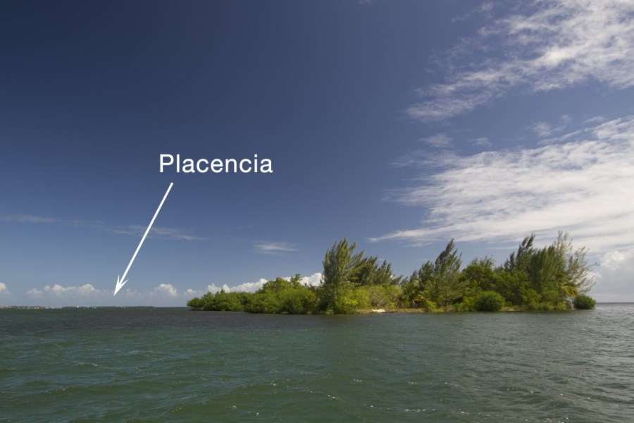 RE/MAX real estate, Belize, Placencia, 2.6 Acre Island near Placencia