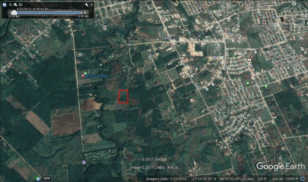 RE/MAX real estate, Belize, Belmopan, 7.5 acre Farmland in Belmopan