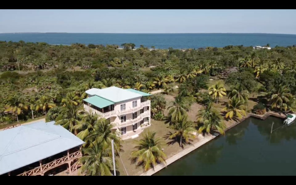 RE/MAX real estate, Belize, Placencia, 8 Bedroom Villa in Marina Community in Placencia - Owner Financing Available