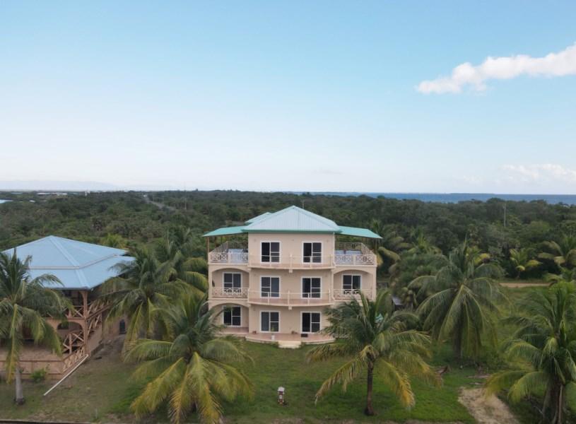 Remax real estate, Belize, Placencia, 8 Bedroom Villa in Marina Community in Placencia