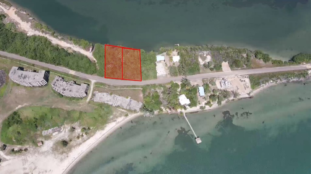 RE/MAX real estate, Belize, Maya Beach, Prime Lagoon Side Lots in Plantation