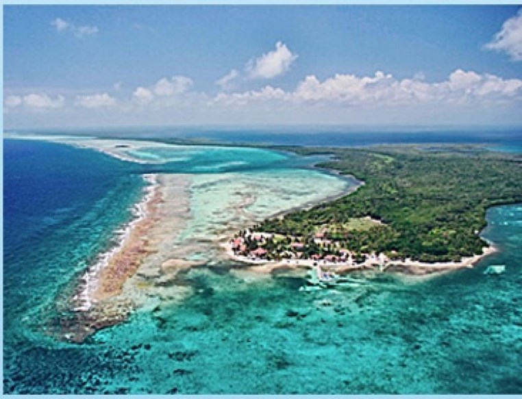 RE/MAX real estate, Belize, Belize City, 11 Acres of Oceanfront on the Eastern Side of Turneffe Atoll