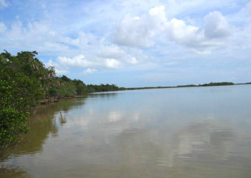 RE/MAX real estate, Belize, Monkey River, 21 Acre Oceanfront Peninsula at Punta Icacos