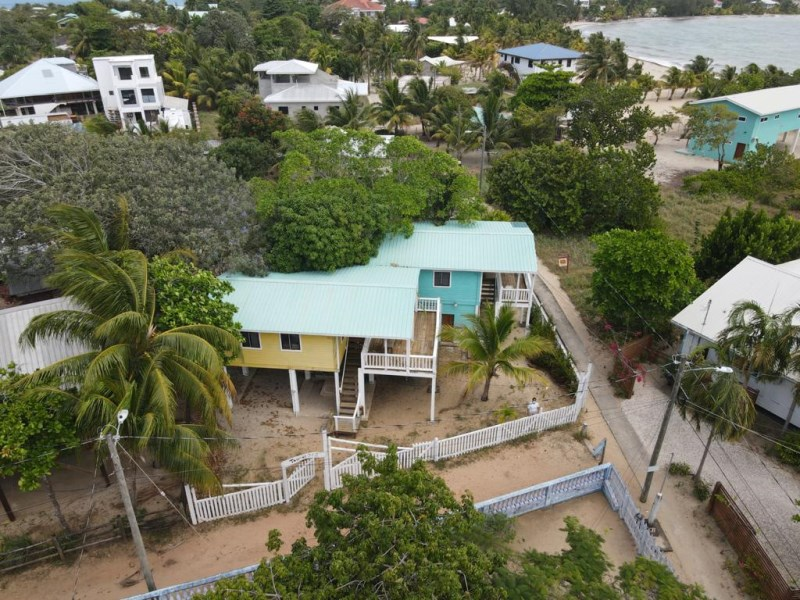 RE/MAX real estate, Belize, Placencia, Income Producing Vacation Rental in the heart of Placencia