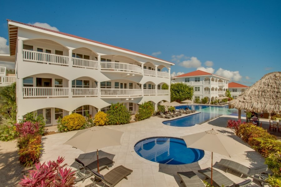RE/MAX real estate, Belize, Maya Beach, 2 Bedroom Waterfront Condo at Umaya Resort - Owner Financing Available