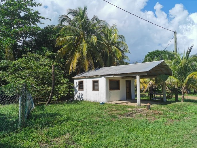 RE/MAX real estate, Belize, Riversdale, Ocean View Home on Quarter Acre in Riversdale