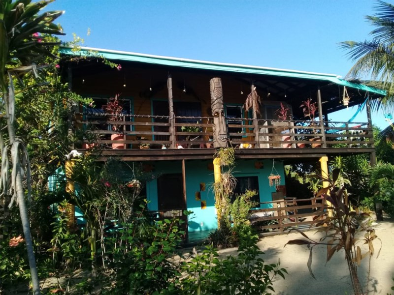 RE/MAX real estate, Belize, Placencia, Charming Duplex Property on Placencia's Canals