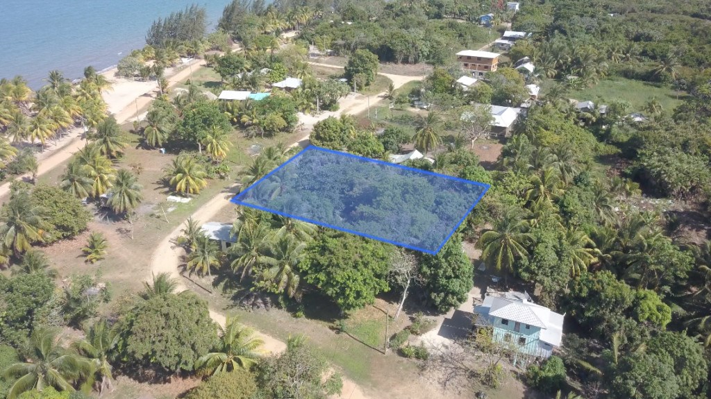 RE/MAX real estate, Belize, Riversdale, Quarter Acre Seaview House Lot in Riversdale