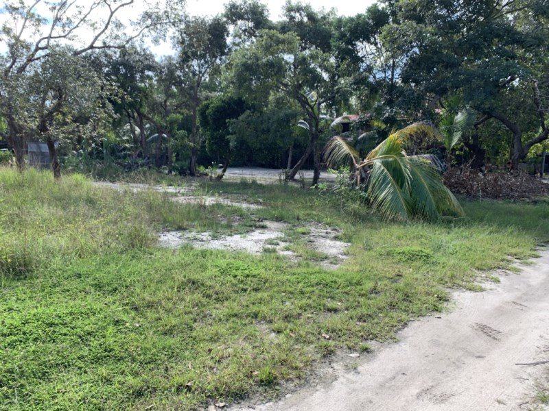 RE/MAX real estate, Belize, Maya Beach, Canal Side Lot in the heart of Maya Beach