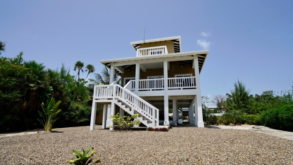 RE/MAX real estate, Belize, Placencia, Custom Built 3 Bedroom Waterfront Home in Placencia - REDUCED