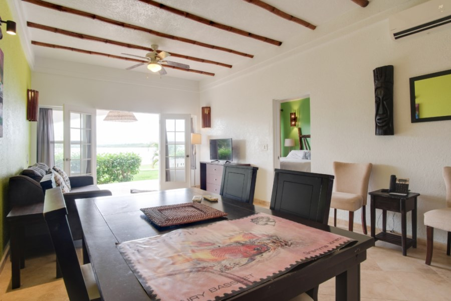 RE/MAX real estate, Belize, Maya Beach, 2 Bedroom Waterfront Condo – Financing Available