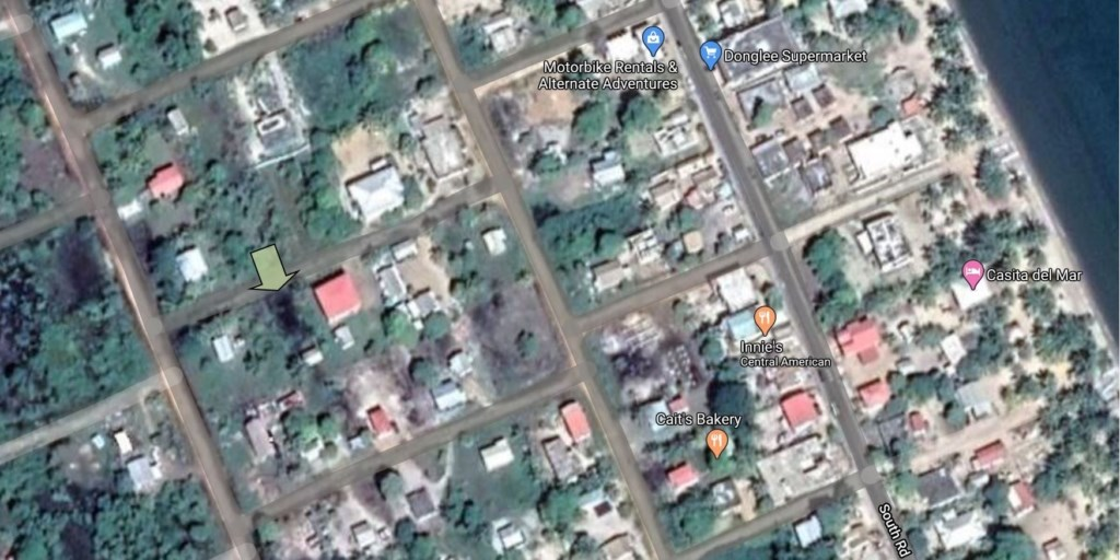 RE/MAX real estate, Belize, Hopkins, Building Lot Available in Hopkins Village