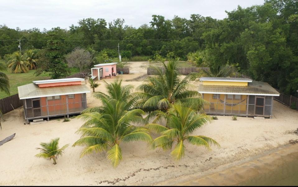 RE/MAX real estate, Belize, Dangriga, Oceanfront Cabanas on 1.17 Acres