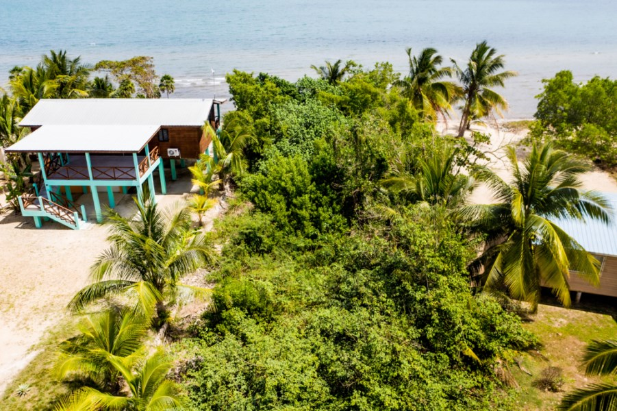 RE/MAX real estate, Belize, Hopkins, Oceanfront Lot - Ready To Build