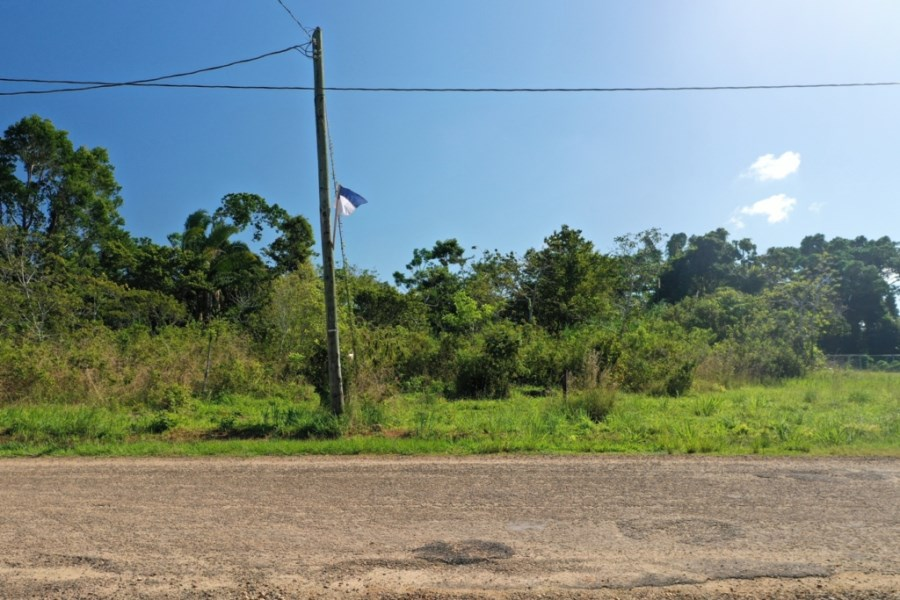 RE/MAX real estate, Belize, Sittee River, 1+ Acre Riverfront Lot in Sittee River Village - Lot 5