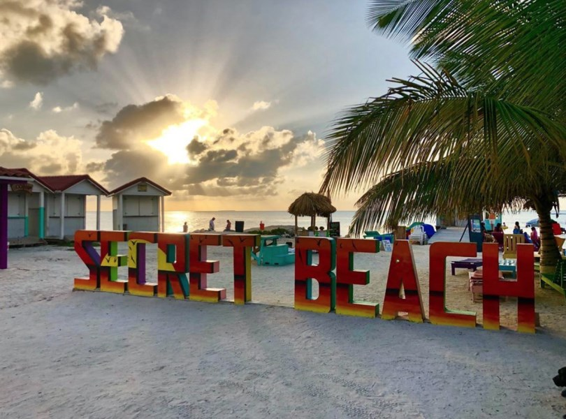 RE/MAX real estate, Belize, San Pedro, Secret Beach Lots For Sale