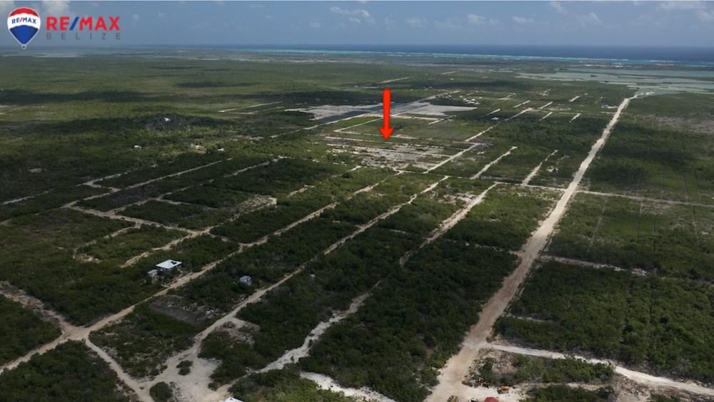 Remax real estate, Belize, San Pedro, Secret Beach Land For Sale