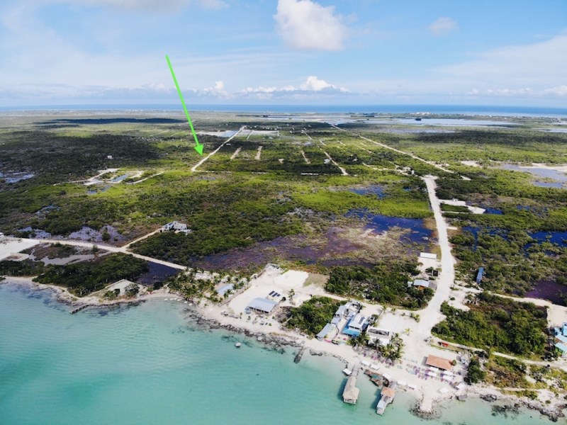 Remax real estate, Belize, Ambergris Caye,  Main Road to Secret Beach Mixed-Use Property