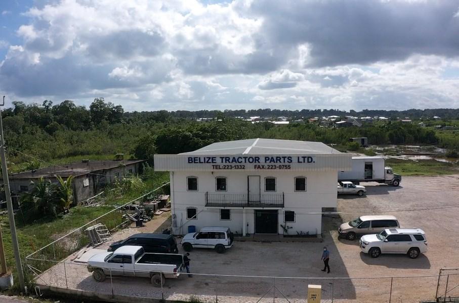 RE/MAX real estate, Belize, Belize City, Truck stop