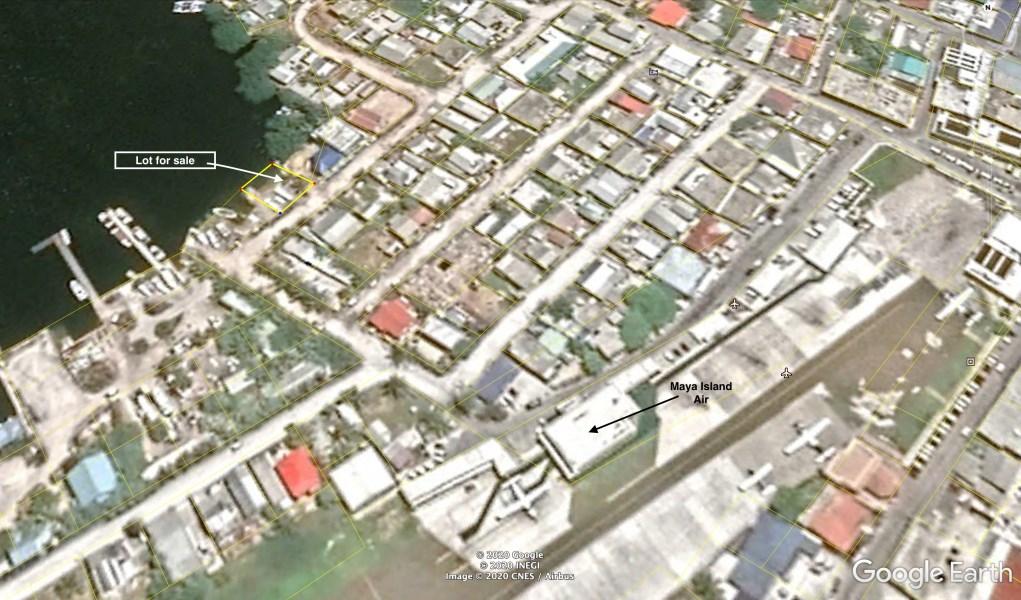 RE/MAX real estate, Belize, Ambergris Caye, LAGOON LOT