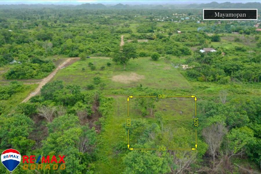 RE/MAX real estate, Belize, Belmopan, Parcel # 9813