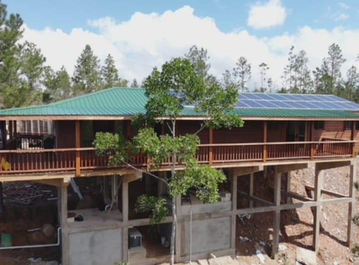 Remax real estate, Belize, Blancaneaux, Oakburn Creek Home