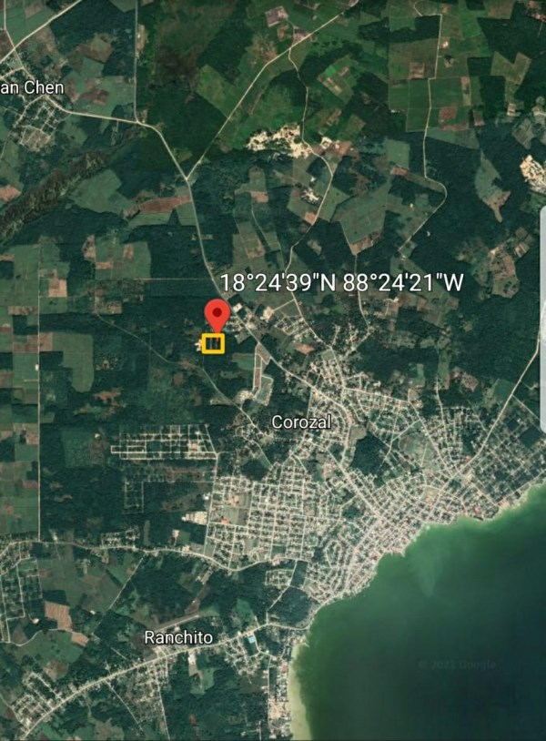 RE/MAX real estate, Belize, Paraiso, Brisa Del Norte Lot 3