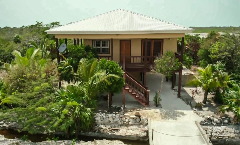 RE/MAX real estate, Belize, Ambergris Caye, 100% Eco Friendly Home