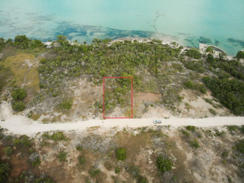 RE/MAX real estate, Belize, Ambergris Caye, Second Row Beach Front Lot