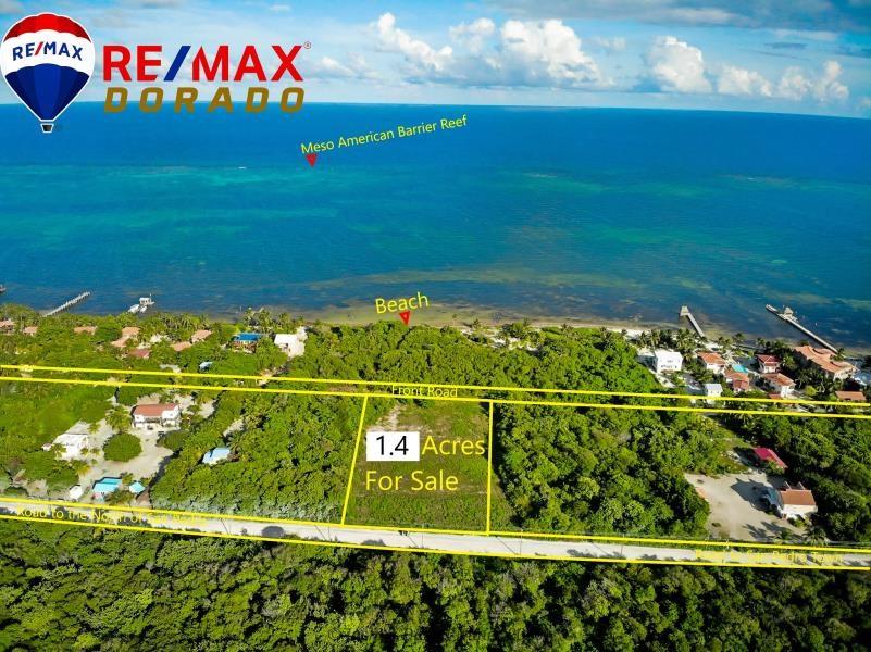 Remax real estate, Belize, Ambergris Caye, Parcel 4586 Manta Grande Subdivision