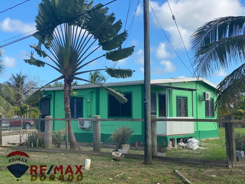 RE/MAX real estate, Belize, Lords Bank, Family Home
