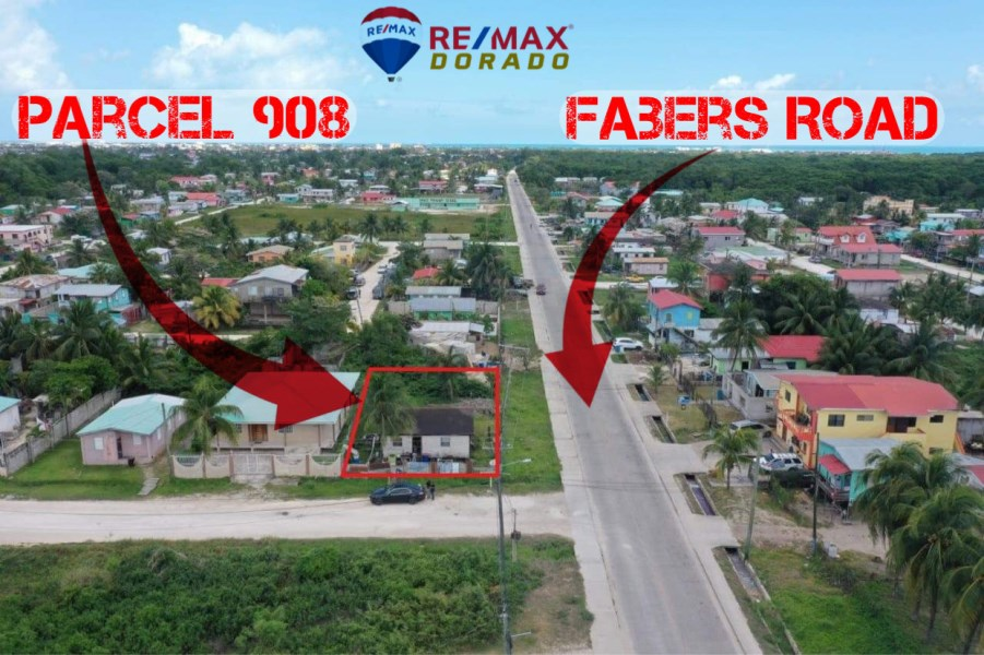 RE/MAX real estate, Belize, Belize City, Investment Opportunity on Faber's Road, Belize City
