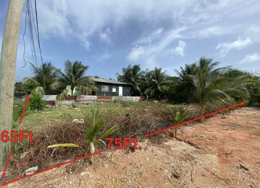 RE/MAX real estate, Belize, Belize City, Belize City Resident Lot