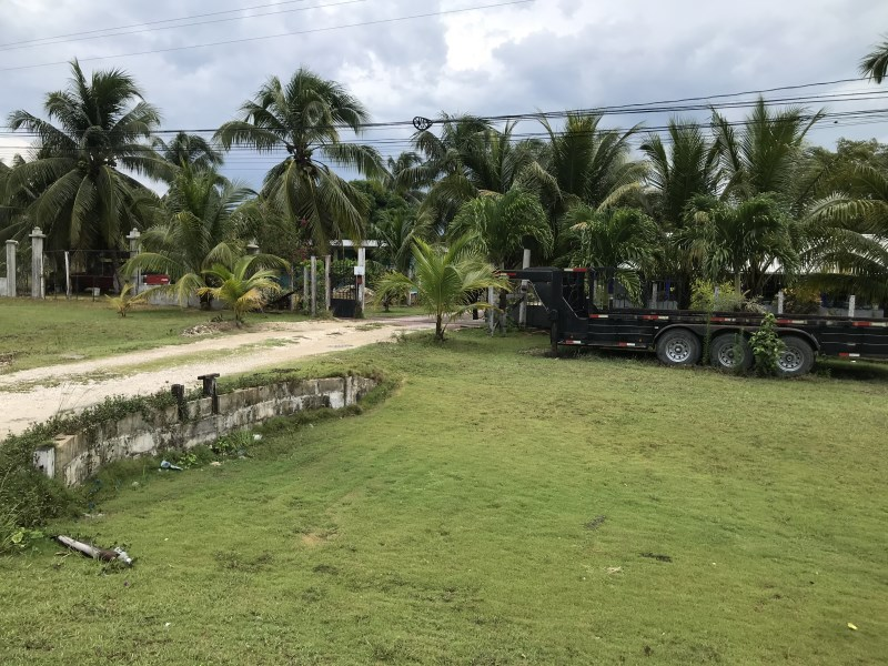 RE/MAX real estate, Belize, Carmelita, Carmelita Village,  in Orange Walk Town, 3 Bedrooms 1 Bathroom House, 0.45 Acres and a Cement Block Factory Business For Sale