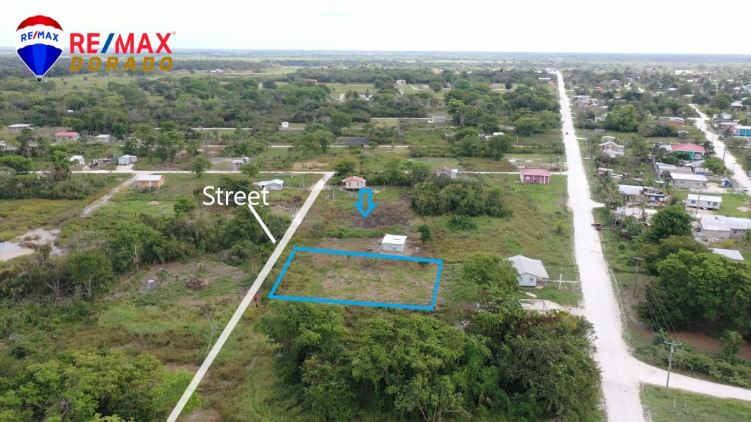 RE/MAX real estate, Belize, Trial Farm, Residential Lot at Trial Farm, Orange District, Belize