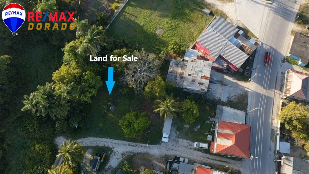 Remax real estate, Belize, Aguas Turbias, Prime Property at Orange Walk, Belize