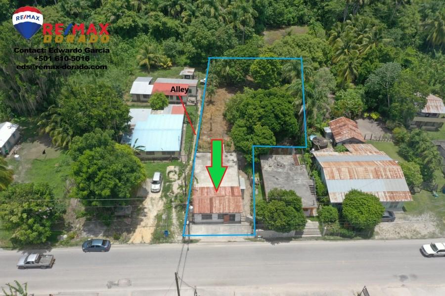 RE/MAX real estate, Belize, Aguas Turbias, 3 Bedroom Residential Home in Prime Location, Otro Benque Road, Orange Walk