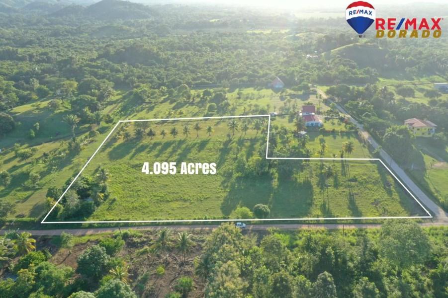 RE/MAX real estate, Belize, Belmopan, 4 Acres for sale in Belmopan, Belize