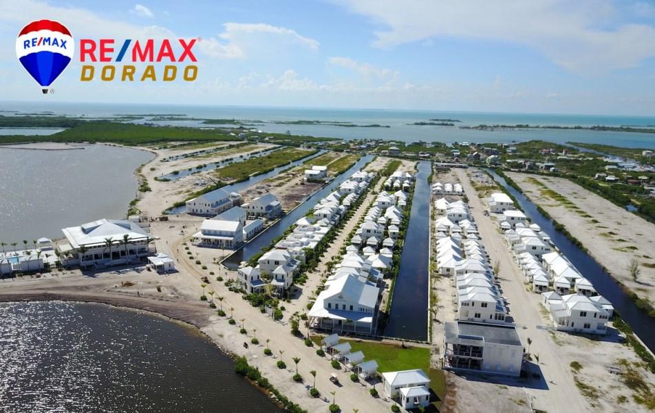 RE/MAX real estate, Belize, San Pedro, Mahogany Bay Village Lots, San Pedro Ambergris Caye, Belize