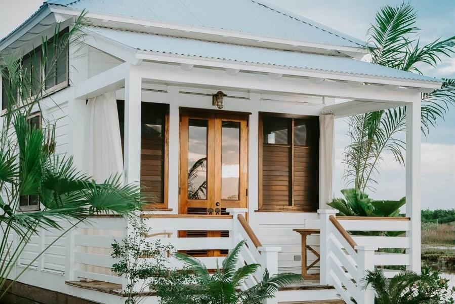 RE/MAX real estate, Belize, San Pedro, Garden Cottages (3 per lot) at Mahogany Bay Village