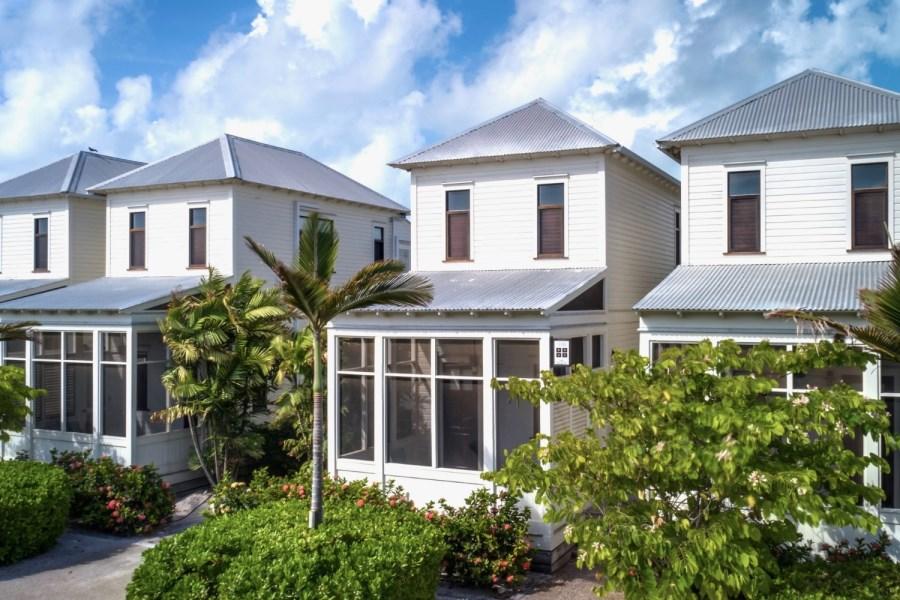 RE/MAX real estate, Belize, San Pedro, Keeping Suites (4 units per lot) at Mahogany Bay Village